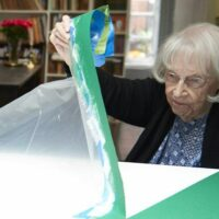 A 101-Year-Old Artist Finally Gets Her Due