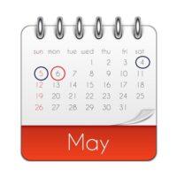 A Busy May Bank Holiday