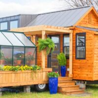 The Growing Tiny House Movement